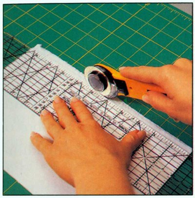 Sewing rotary cutter