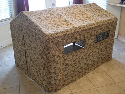 ARMY BUNKER TENT1