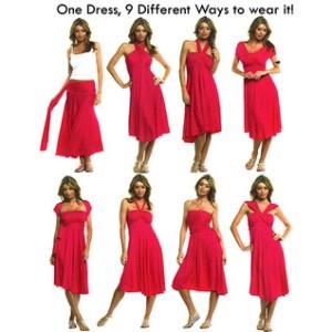 Elan-USA convertible dress