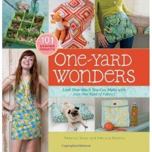 One-Yard Wonders book