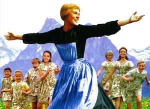 Von Trapp Children Curtain Clothes
