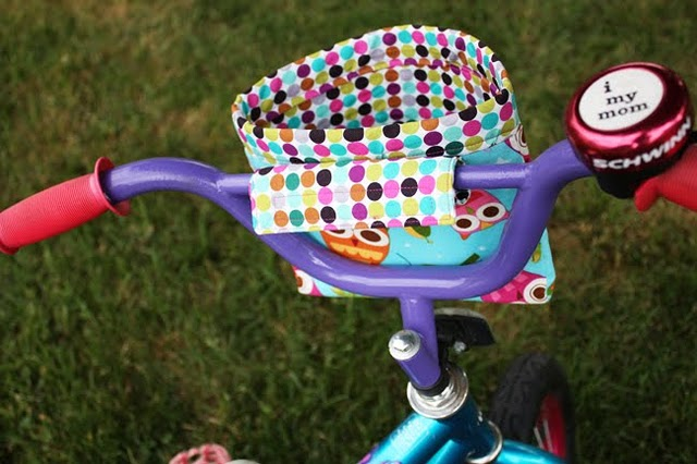 Bike Bag Sewing Tutorial