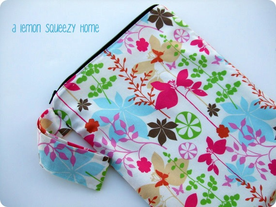 Wet Bag Sewing Tutorial