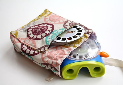 Viewmaster Pouch Sewing Tutorial
