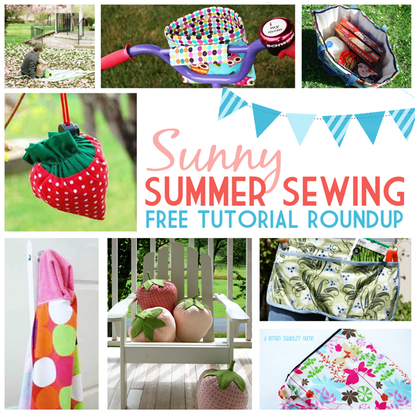 Summer Sewing: Free Project Tutorial Roundup