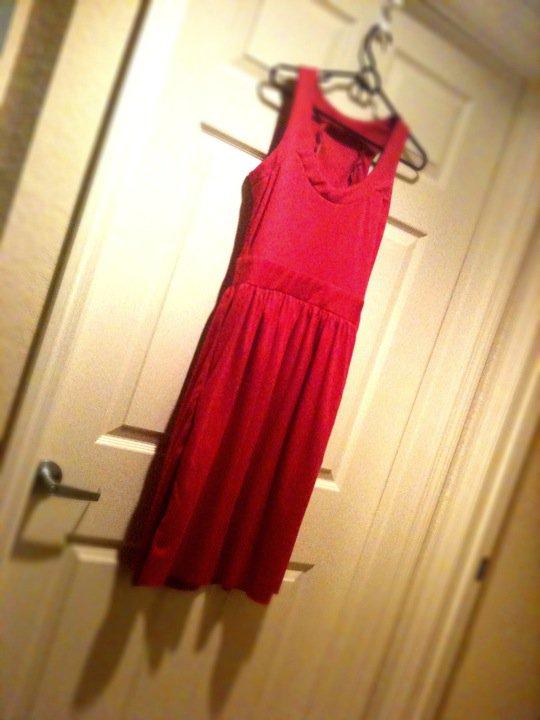 JoAnn Sewing Class Dress Simplicity 2443