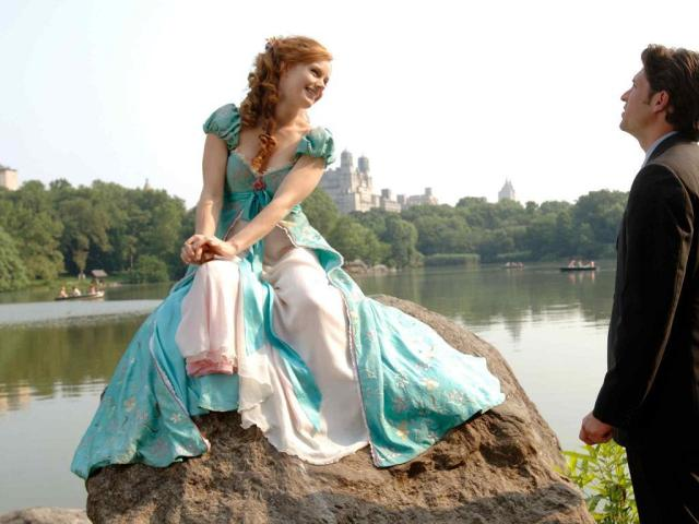 Giselle's Blue Dress from Enchanted