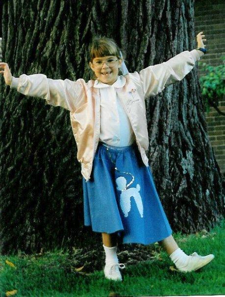 1950's Girl Costume