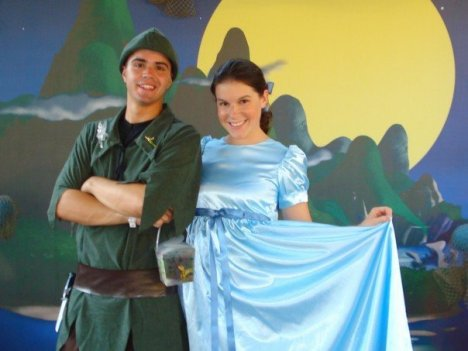 Wendy & Peter Pan Costumes