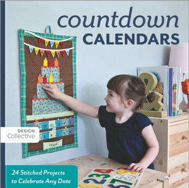 Countdown Calendars sewing book