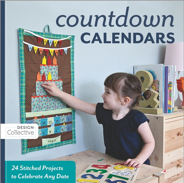 Countdown Calendars sewing book