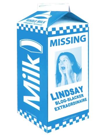 Missing Milk Carton