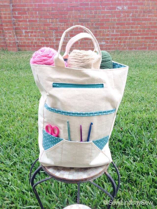 Katie's Knitting Bag