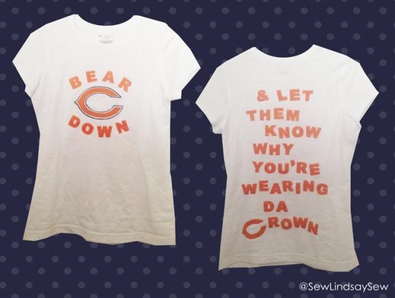 Chicago Bears shirt