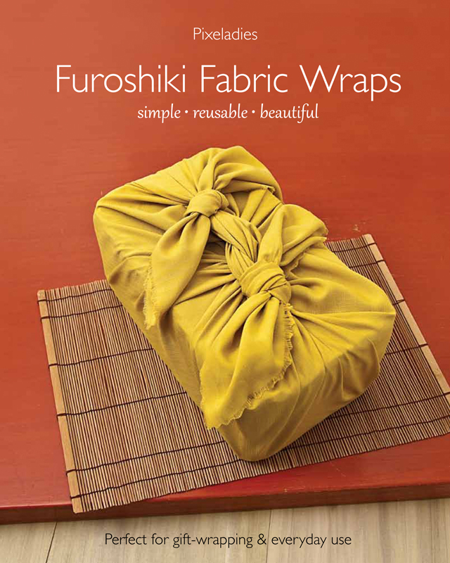 Furoshiki Fabric Wraps Book