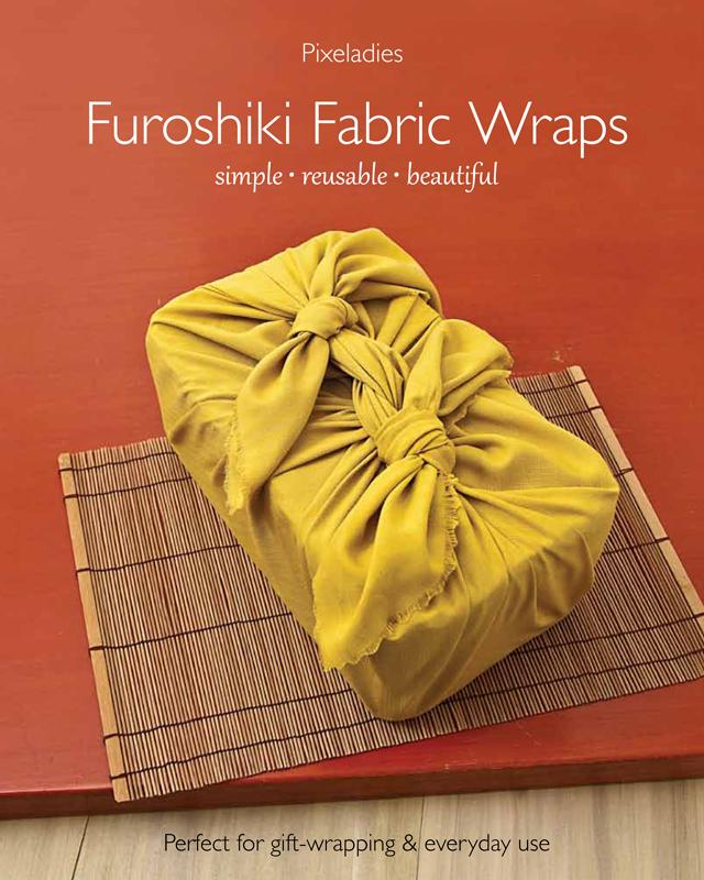 Furoshiki Fabric Wraps Book