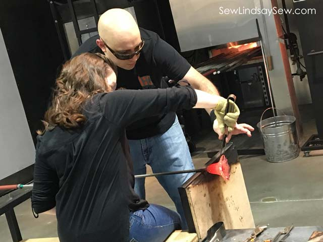 International Hot Glass Experience
